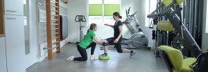 Oefening Blessuregevoelige buitensporten Jumpers knee evenwichtsoefeningen